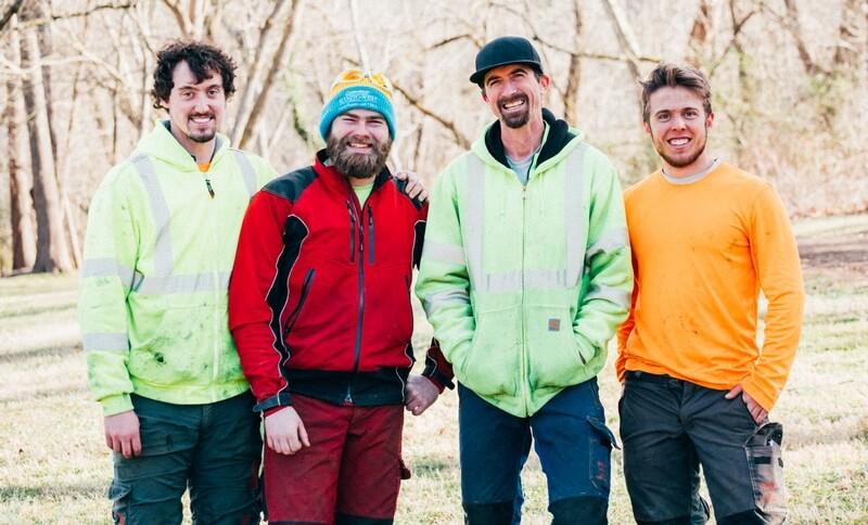 Royce's Tree Service Crew Photo